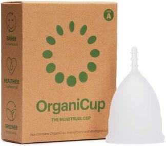 organicup Menstruationstasse A